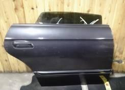 Дверь задняя правая в сборе (цвет 25L) Subaru Legacy BE5 #1