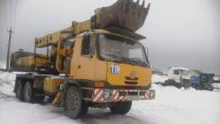 Tatra. Экскаватор планировщик tatra