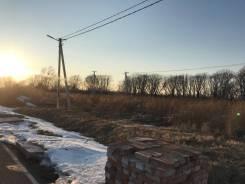 Продам земельный участок в посёлке Радужный. 1 860кв.м., собственность