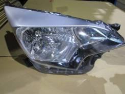 Фара правая Toyota Ractis NCP120 52-212 85967-52040