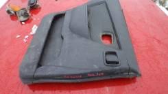 Обшивка двери левая задняя Daewoo Nexia под электро подъемник