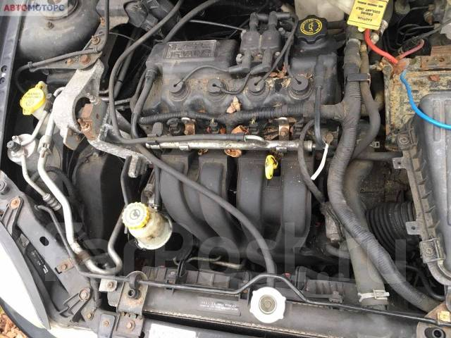 Двигатель Chrysler Neon 2001, 1.6 л, бензин (EJD)