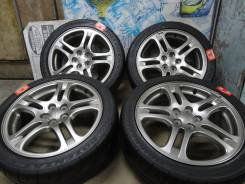 """Продам Стильные Фирменные колёса Subaru Legacy+Лето Спорт 215/45R17. 7.0x17"""" 5x100.00 ET55"""
