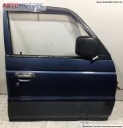 Дверь передняя правая Mitsubishi Pajero 1997, Джип 5-дв.