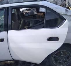 Дверь боковая задняя левая Toyota Prius NHW11