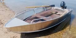 Windboat. 2020 год, длина 3,80м., двигатель подвесной, 20,00л.с., бензин. Под заказ