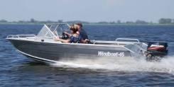 Windboat. 2020 год, длина 4,55м., двигатель подвесной, 50,00л.с., бензин. Под заказ