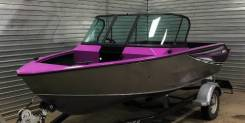 Windboat. 2020 год, длина 4,98м., двигатель подвесной, 60,00л.с., бензин. Под заказ