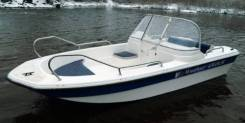 Wyatboat. 2020 год, длина 4,25м., двигатель подвесной, 60,00л.с., бензин. Под заказ