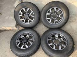 195/80R15 на оригинале Suzuki Jimny R15 5.5j 5 5/139.7 новая Япония