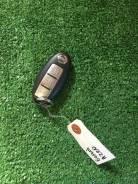 Ключ зажигания, смарт-ключ. Nissan Leaf, AZE0