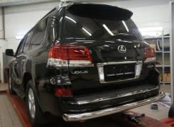 Lexus LX570. ПТС