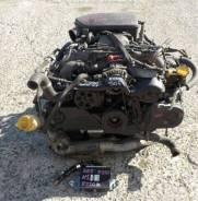 Двигатель Subaru EJ20 в разбор.