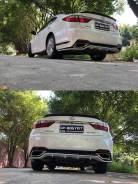 Задний бампер. Lexus Es (Xv60) 2012 - 2017