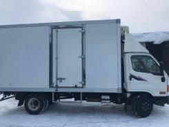 Hyundai HD72. Продается грузовик рефрижератор, 4 500кг., 4x2