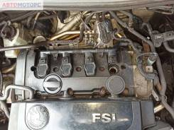 Двигатель Skoda Octavia 1Z 2005, 1.6 л, бензин (BLX)
