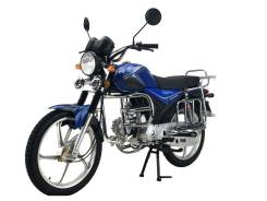 Regulmoto Alpha 110 LUX. 110 куб. см., исправен, без птс, без пробега