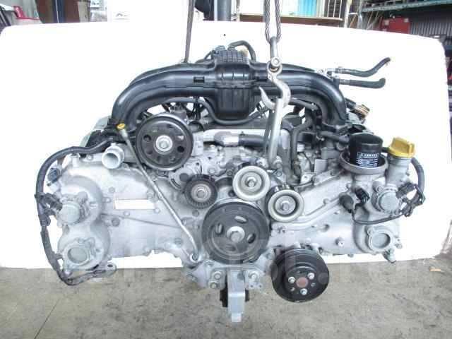 Двигатель Subaru 2.5L FB25 FB25B