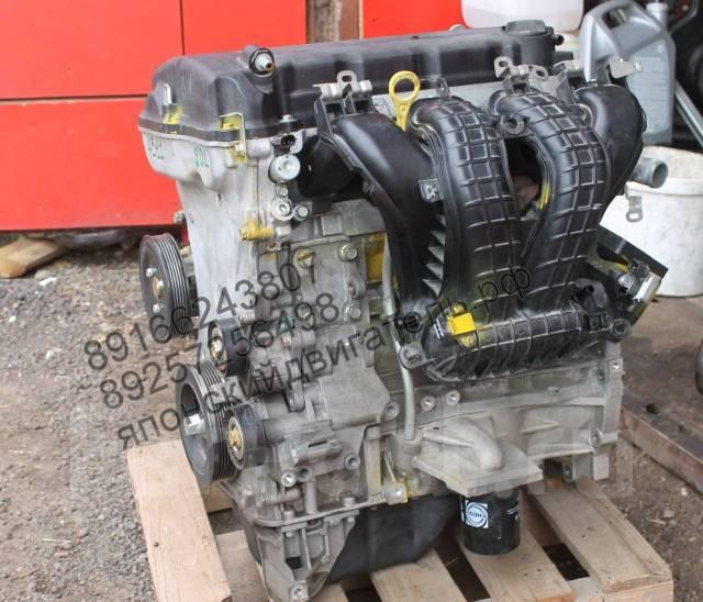 Двигатель Mitsubishi 2.0 4B11
