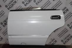 Дверь зад лево Toyota Crown GS141