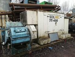 Soilmec. Насосно-смесительный блок 7T450 + GM14 2002 года.