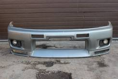 Передний бампер Skyline R33