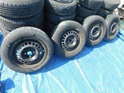 Комплект колес лето 175/65 R15 на штамповках 4x100 №4031