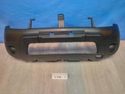 Бампер передний Renault Duster 1 (2011-нв) [620220025R]