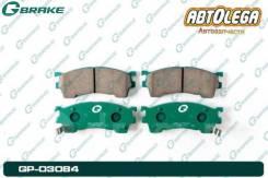 Колодки перед. G-brake Mazda Capella GG/GF Familia BJ5 Premacy CP8W GP-03084