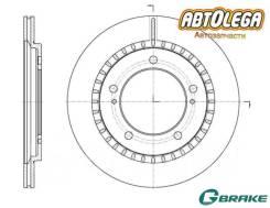 Диск тормозной передний G-brake Suzuki Escudo T01W TA01R TA01V TA02W