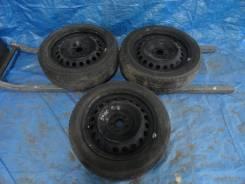 Колесо Dunlop Grandtrek AT3 Toyota железные
