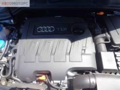 Двигатель Audi A3 (8PA) 2008-2013, 1.6 л, дизель (CAYC)