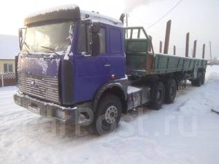 МАЗ 64229. Продам сцепка в Красноярске, 15 000куб. см., 24 000кг., 6x4