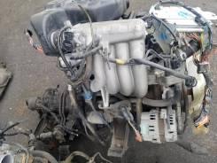 Двигатель Mitsubishi 4A31 с АКПП на Pajero Junior H57A