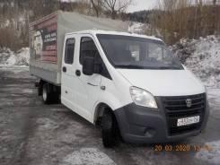 ГАЗ ГАЗель Next A22R33. Продается ГАЗель NEXT 7мест, 2 690куб. см., 1 000кг., 4x2