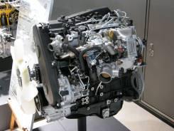 Двигатель 2Kdftv в разбор