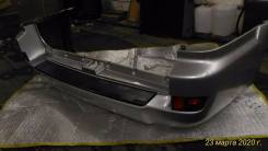Бампер задний на Toyota Hilux SURF 215