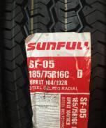 Sunfull SF-05, 185/75 R16C