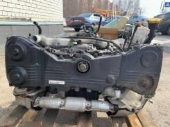 Двигатель Subaru Legacy BH5 EJ206 пробег 81 тыс. км