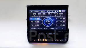 "1din Pioneer DA-766 7"" Экран + DVD+USB+TV+Bluetoot + GPS"