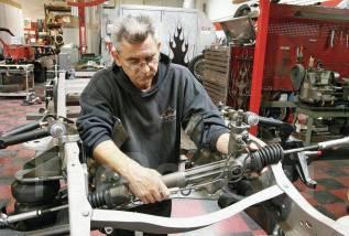 Диагностика и ремонт рулевых реек, колонок, карданчиков, ГУР