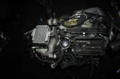 Двигатель Daihatsu KF-DET с АКПП