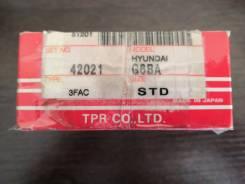 Кольца поршневые Hyundai G6BA d86.7 STD 1.2-1.2-2.5 Tucson, Sonata Tp 42021STD