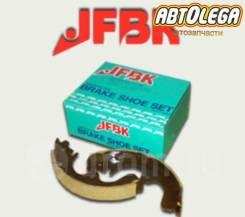 Колодки барабанные jFBK Nissan March K12 Cube Z11 02- Note E11 05-07 FN-1261