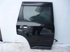 Дверь задняя правая Nissan X-Trail T31 черная