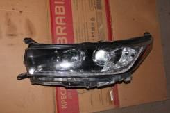 Фара левая Toyota Highlander 3