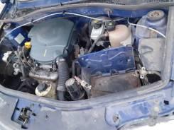 Двигатель 1,4 + коробка рено логан 1