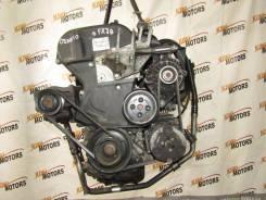 Контрактный двигатель FXJA Ford Fusion Fiesta Focus 1,4i