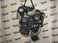 Контрактный двигатель Форд Фокус 2 1,6 i HXDA HXDB 115 л. с Ford Focus2