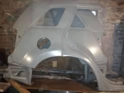 Крыло заднее правое Suzuki Grand Vitara